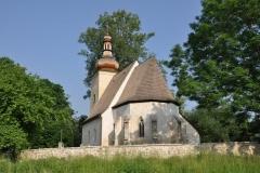 Loukov-kostel-sv-Markety